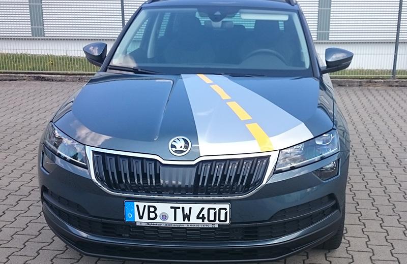 Fahrschule Graf Autoführerschein Auto grau